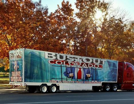 Bustout-trailer